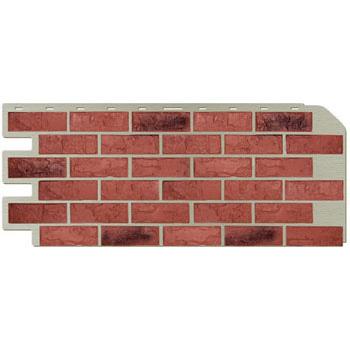 Цокольный сайдинг Solid Brick — под кирпич