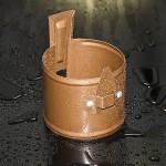 Держак водосточной трубы (винт)